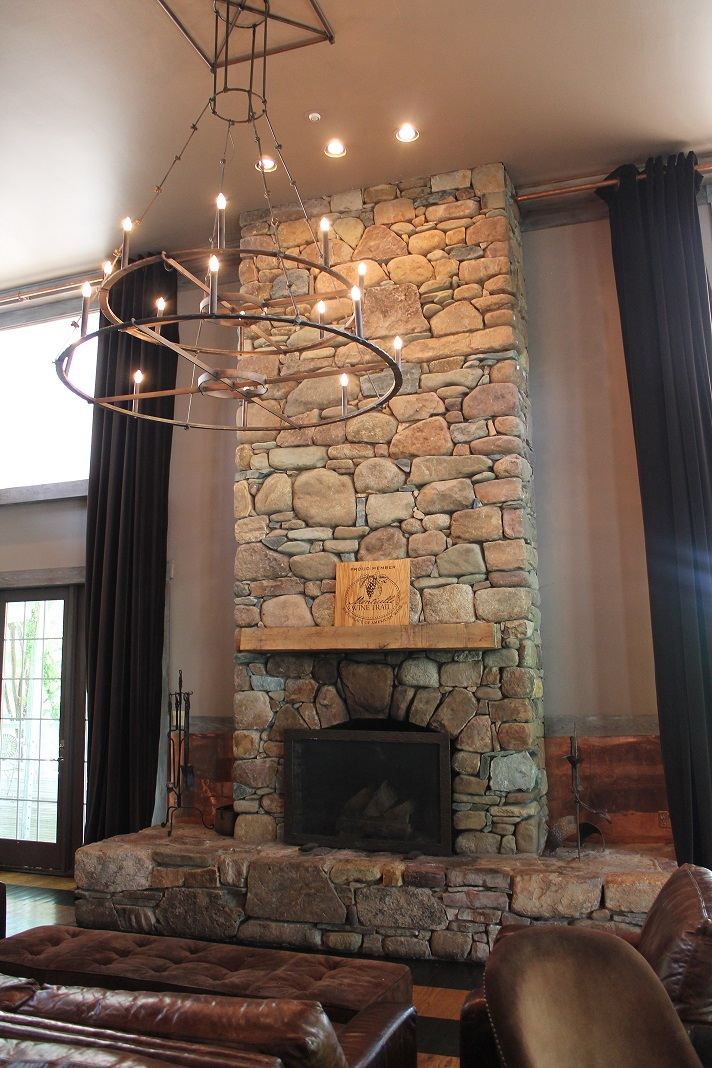 fireplace-at-veritas-winery-near-fenton-inn-va