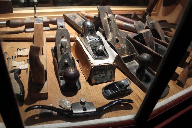 wood working tool collection
