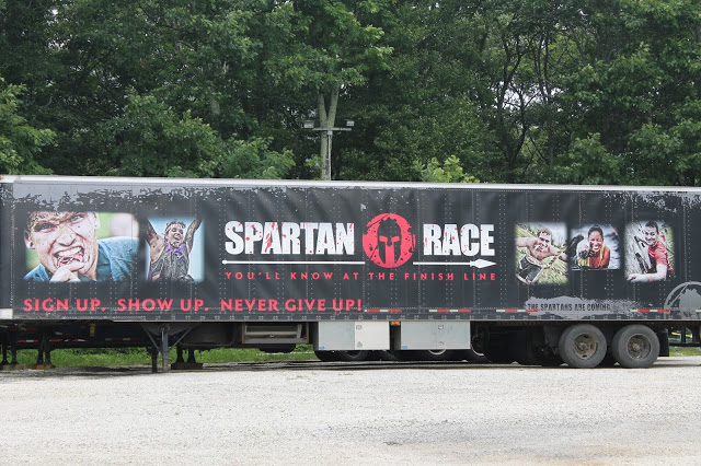 spartan races near Fenton Inn